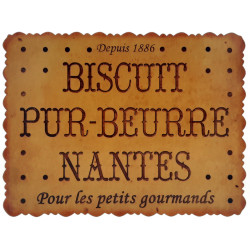 Biscuit pur beurre Nantes