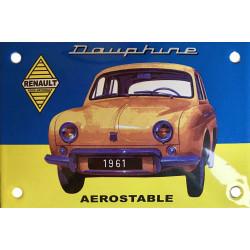 Dauphine Renault - 1961
