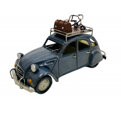 2 CV voiture française...