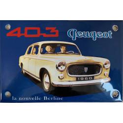 Peugeot 403 - Berline
