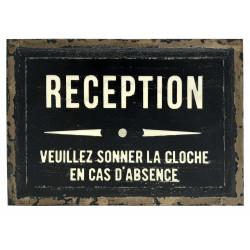 Réception - veuillez sonner...
