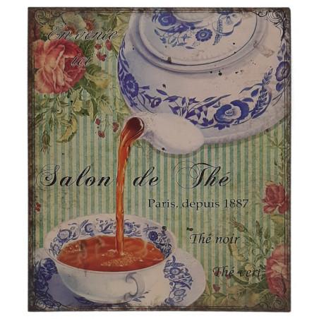 Salon de thé, Paris depuis 1887