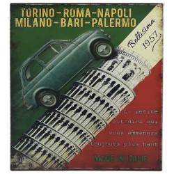 Fiat 500 - Bellissima