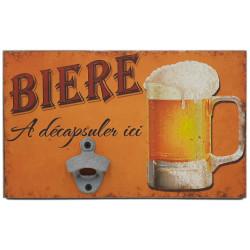 Décapsuleur bière