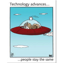 Technology advances