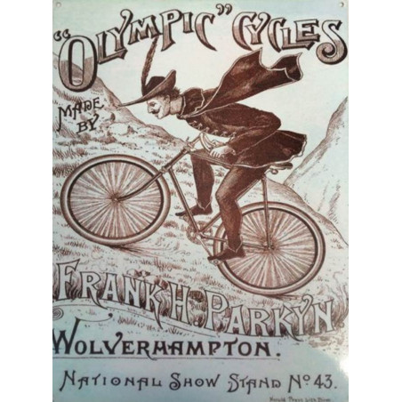 Olympic Cycles Frank H. Parkyn