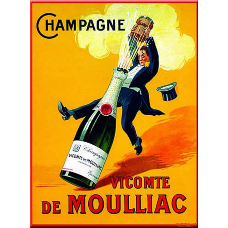Champagne Vicomte de Mouillac