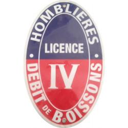 Licence 4 - Homblière