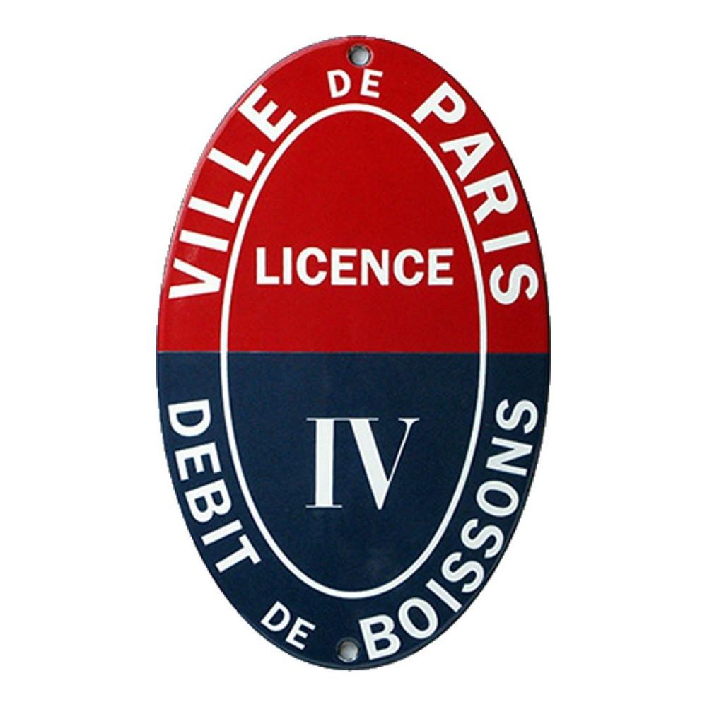 Licence 4 - PARIS