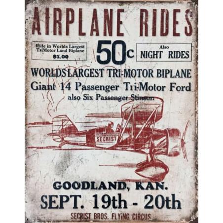Airplane Rides