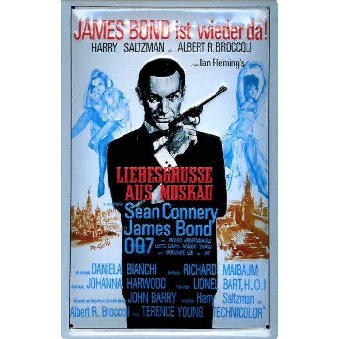 James Bond 007 – Sean Connery
