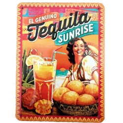 Tequila Sunrise - El Genuino