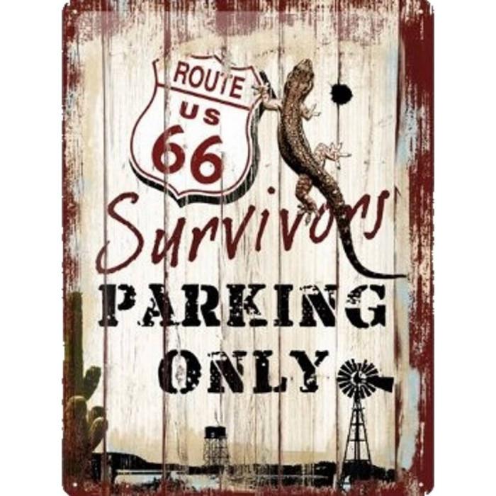 US Route 66 - Survivors