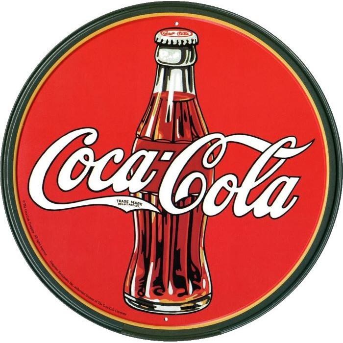 Coca Cola - Bottle & Logo