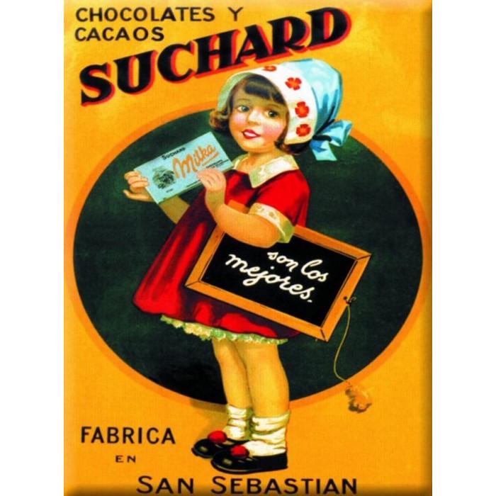 Chocolat Suchard - 5