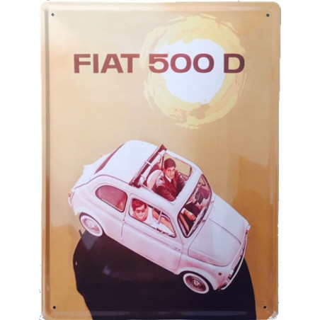 Fiat 500 D