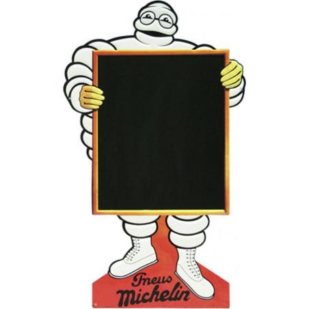 Michelin - Bibendum avec Ardoise