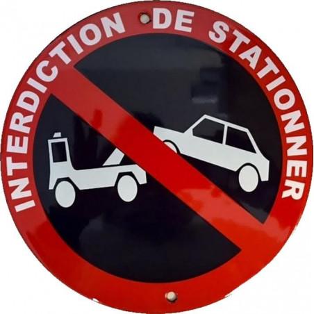Interdiction De Stationner
