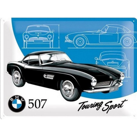 BMW 507 – Touring Sport