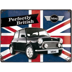 Austin Mini - Perfectly British