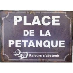 Place De La Pétanque