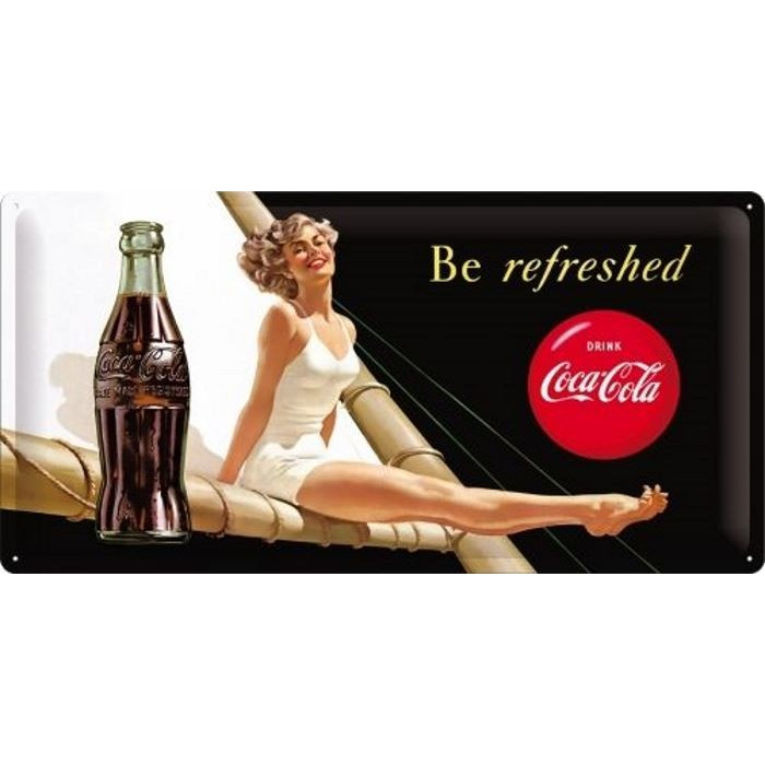 Drink Coca-Cola – Be Refreshed