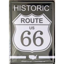 Old Route 66 – Historic