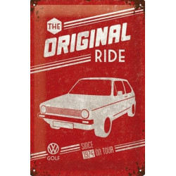VW – Golf 1 – The original Ride