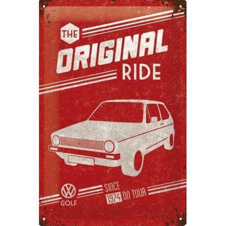 VW – Golf 1 – The original Ride