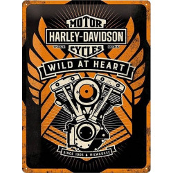 Harley Davidson – Wild at Heart