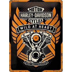Harley Davidson – Wild at Heart