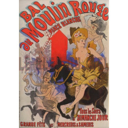 Bal Au Moulin Rouge – Place Blanche