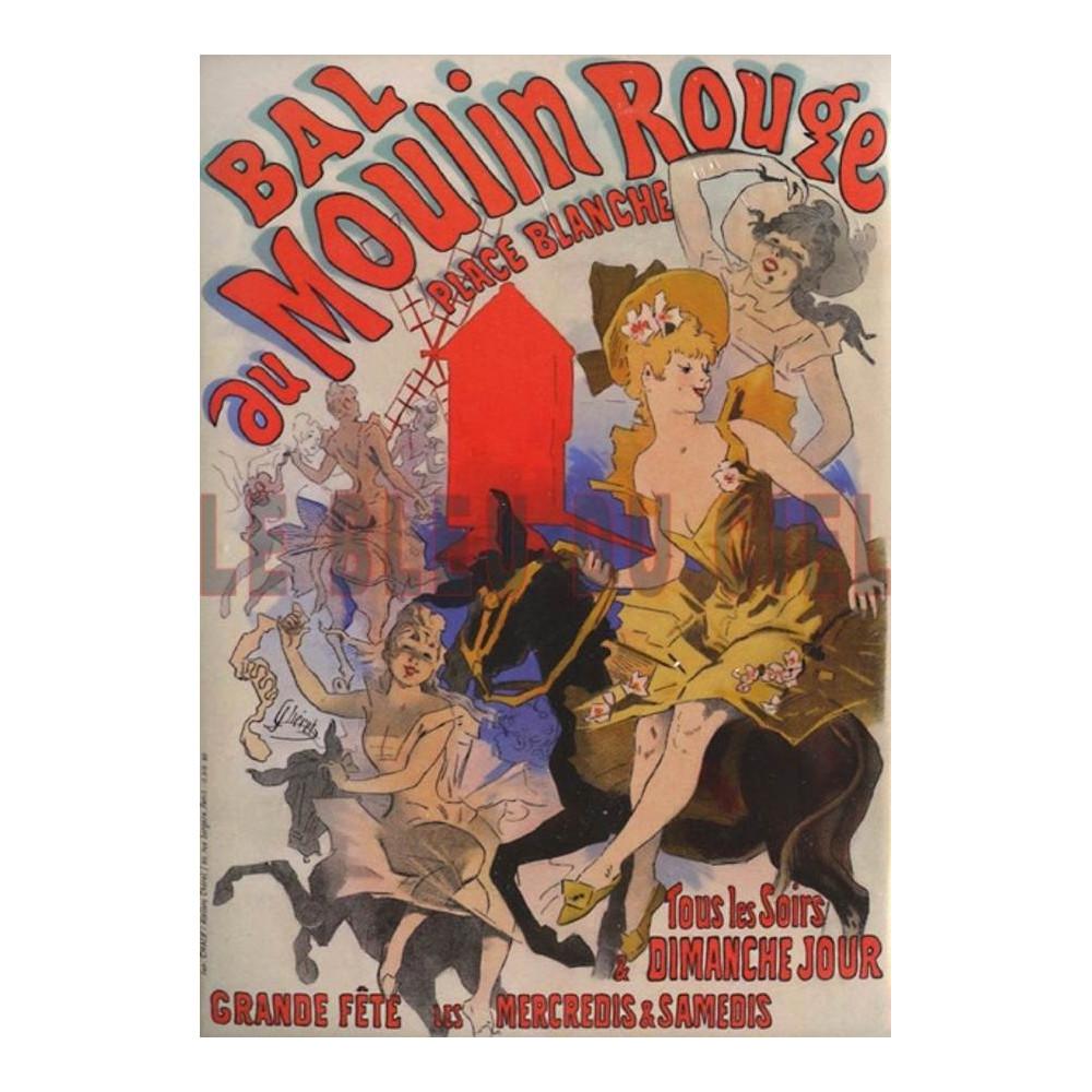 Bal Au Moulin Rouge – Place Blanche