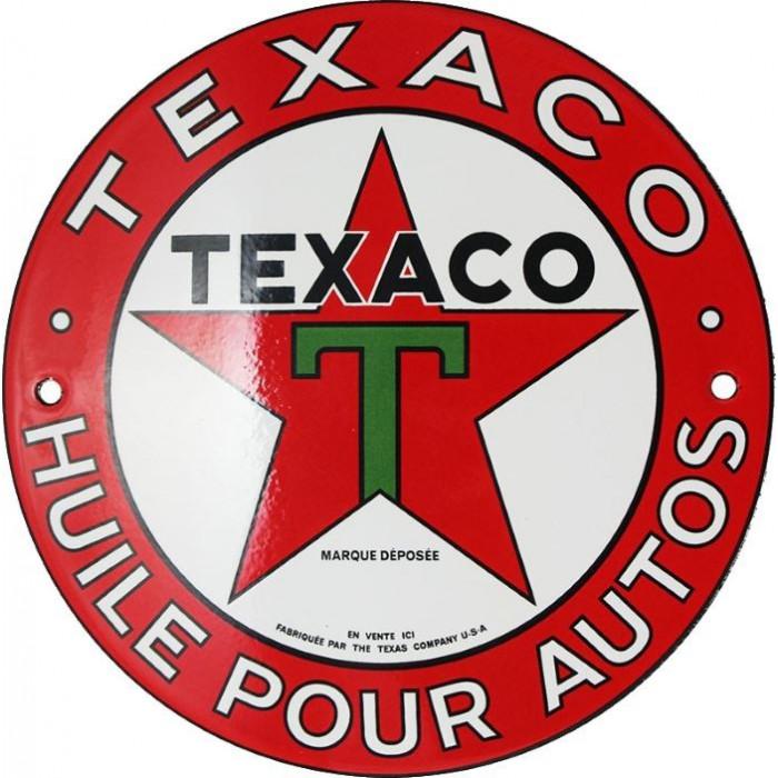 Texaco - Huile Pour Auto