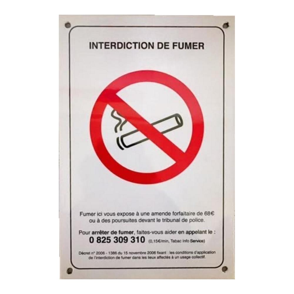 Interdiction De Fumer - Législation Française