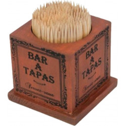 Boite A Cure Dents - Bar Tapas