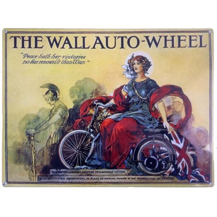 The Wall Auto-Wheel
