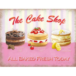 The Cake Shop – All Baked Fresh Today