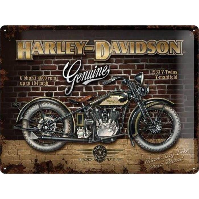 Harley Davidson - V-Twins