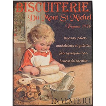 Biscuits Du Mont Saint Michel – Depuis 1926