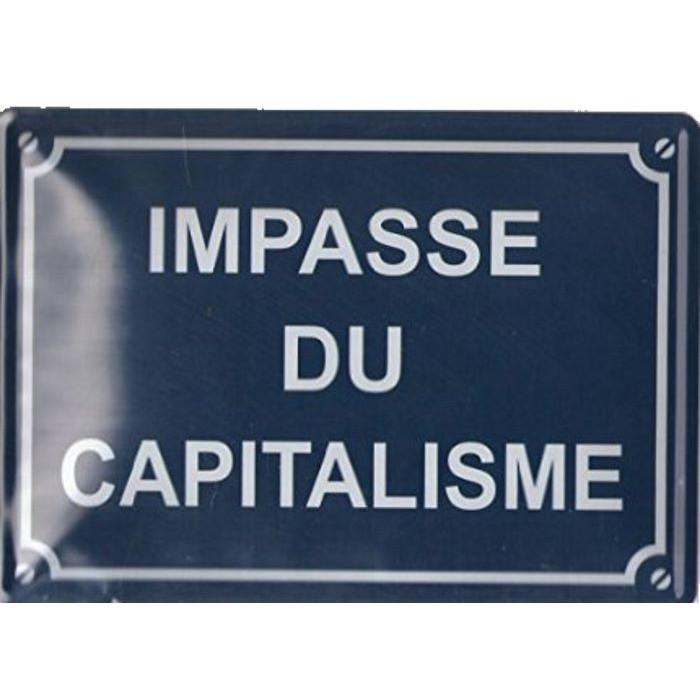 Impasse du Capitalisme