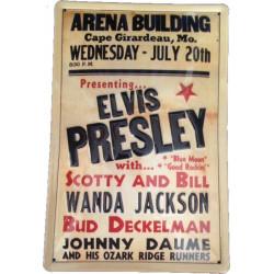 Affiche Elvis Presley
