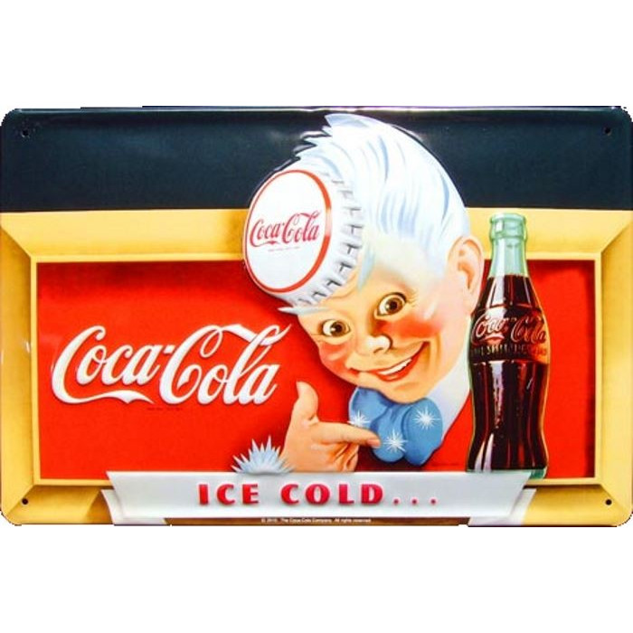 Coca-Cola - Ice Cold - Homme