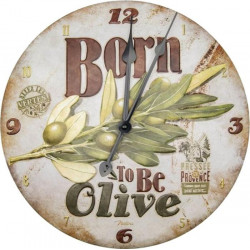Horloge - Born to be Oilve